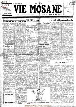 4e annee - n116 - 7 janvier 1949