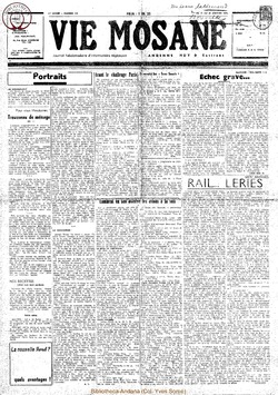 4e annee - n118 - 21 janvier 1949