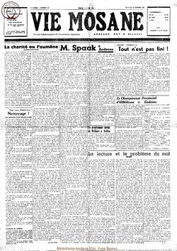 4e annee - n122 - 18 février 1949