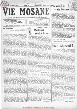 4e annee - n124 - 4 mars 1949