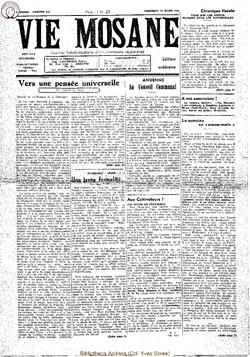 4e annee - n127 - 25 mars 1949