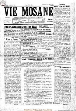 4e annee - n128 - 1 avril 1949