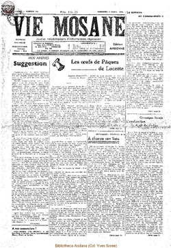 4e annee - n130 - 15 avril 1949