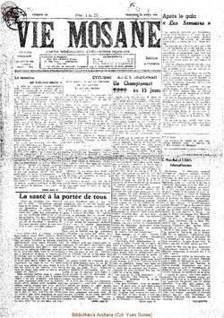 4e annee - n132 - 29 avril 1949