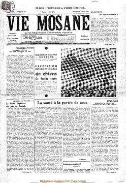 4e annee - n133 - 6 mai 1949