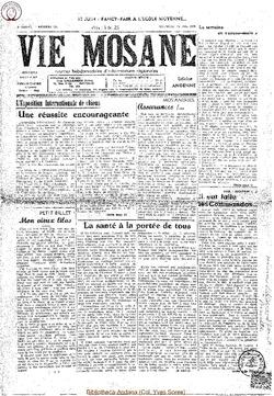 4e annee - n134 - 13 mai 1949