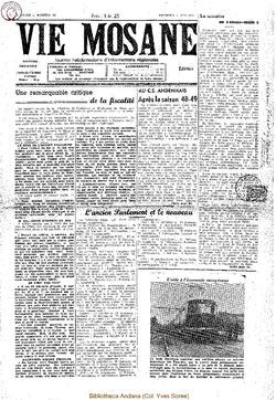 4e annee - n137 - 3 juin 1949