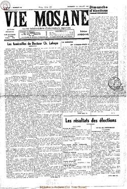 4e annee - n141 - 1 juillet 1949