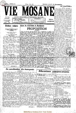 4e annee - n142 - 8 juillet 1949