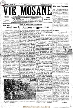 4e annee - n143 - 15 juillet 1949