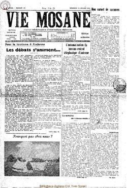 4e annee - n145 - 29 juillet 1949