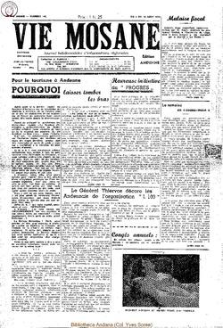 4e annee - n146 - 5 aout 1949
