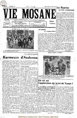 4e annee - n147 - 19 aout 1949