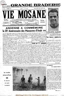 4e annee - n148 - 28 aout 1949