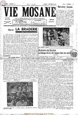 4e annee - n151 - 17 septembre 1949