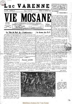 4e annee - n153 - 1 octobre 1949