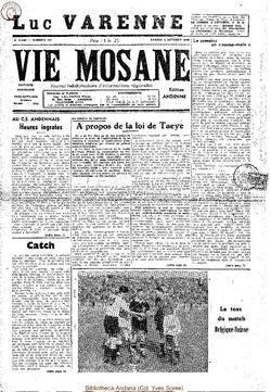 4e annee - n154 - 8 octobre 1949