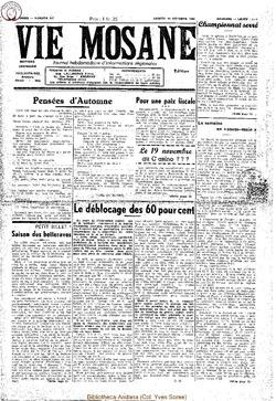 4e annee - n157 - 29 octobre 1949