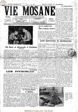4e annee - n159 - 11 novembre 1949
