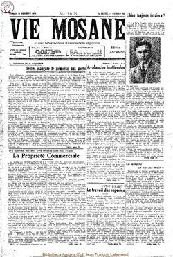 4e annee - n160 - 19 novembre 1949
