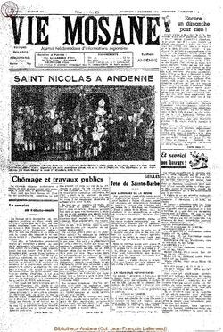4e annee - n164 - 9 decembre 1949