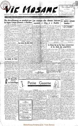 4e annee - n165 - 18 decembre 1949