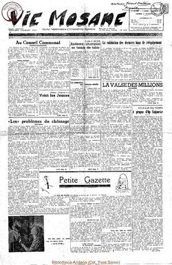 5e annee - n169 - 14 janvier 1950