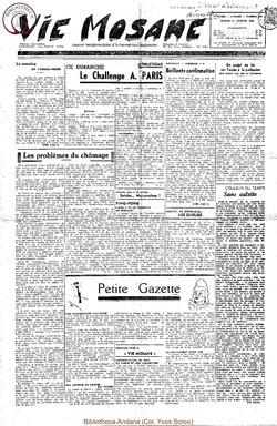 5e annee - n170 - 21 janvier 1950