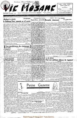 5e annee - n171 - 28 janvier 1950