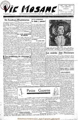 5e annee - n172 - 4 fevrier 1950