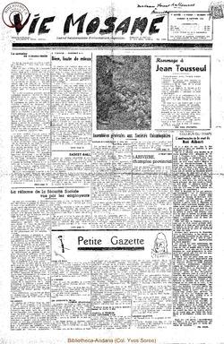 5e annee - n174 - 18 fevrier 1950