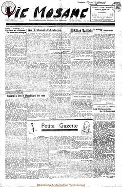 5e annee - n175 - 25 fevrier 1950