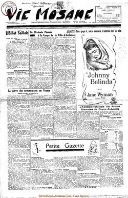 5e annee - n176 - 4 mars 1950