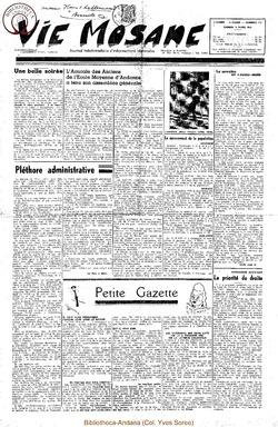 5e annee - n177 - 11 mars 1950