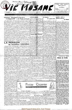 5e annee - n179 - 25 mars 1950
