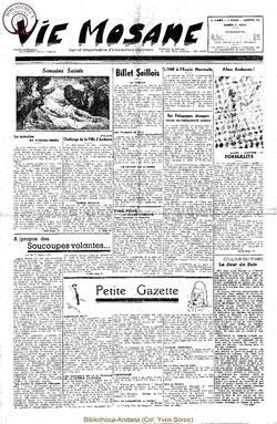5e annee - n180 - 1 avril 1950