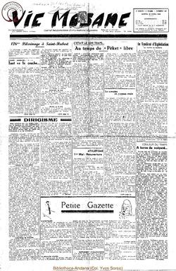 5e annee - n184 - 29 avril 1950