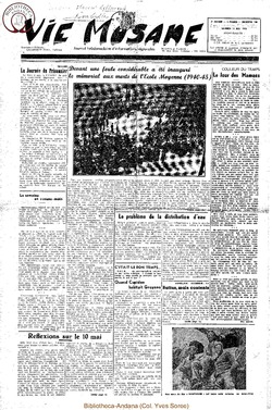 5e annee - n186 - 13 mai 1950