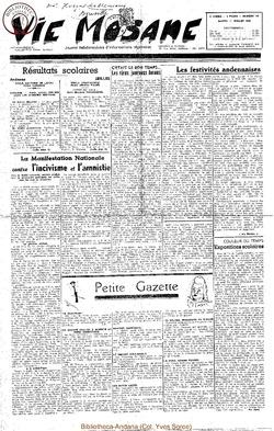 5e annee - n193 - 1 juillet 1950