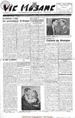 5e annee - n194 - 8 juillet 1950
