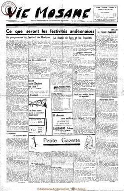 5e annee - n197 - 29 juillet 1950