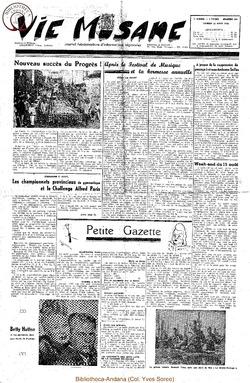 5e annee - n200 - 19 aout 1950