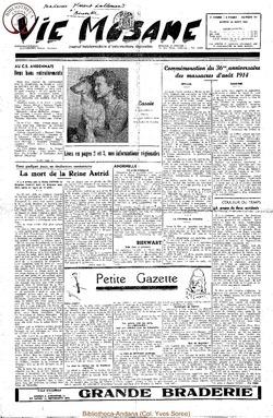 5e annee - n201 - 26 aout 1950
