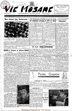 5e annee - n203 - 9 septembre 1950