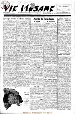 5e annee - n204 - 16 septembre 1950