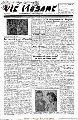 5e annee - n205 - 23 septembre 1950