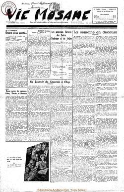 5e annee - n207 - 30 septembre 1950