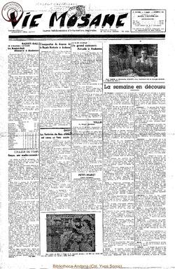 5e annee - n208 - 7 octobre 1950