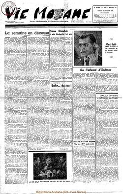 5e annee - n209 - 14 octobre 1950
