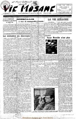 5e annee - n210 - 21 octobre 1950